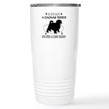 sealyham designs Travel Mug