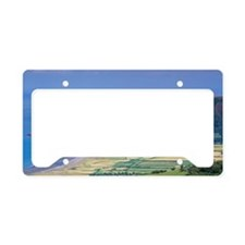 Coastal farmland License Plate Holder