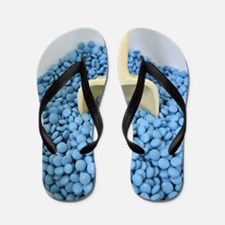 Drug production line Flip Flops