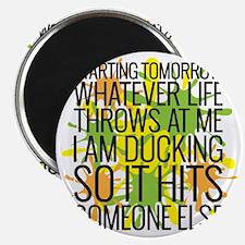 Ducking Magnet