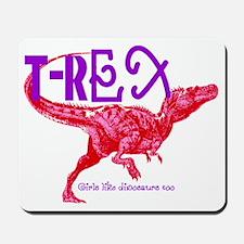 T-Rex Mousepad