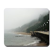 Coastal fog Mousepad