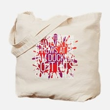 Ducking Tote Bag