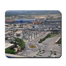 Coal operated power plant Mousepad