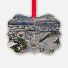 Coal operated power plant Ornament