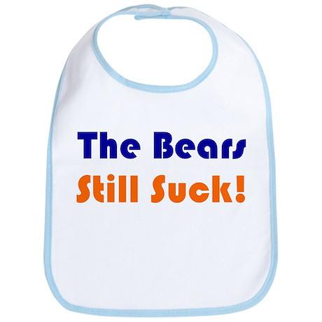 Bears Still Suck Bib