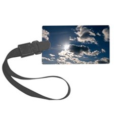 Clouds Luggage Tag