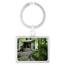 Dolmen Landscape Keychain