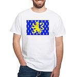 Franche Comte White T-Shirt