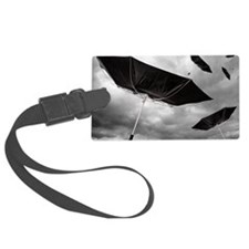 Climate change, composite image Luggage Tag