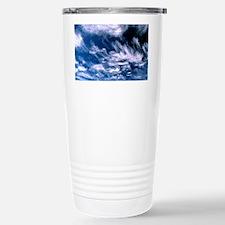 Cirrus clouds Travel Mug