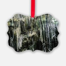 Chrysotile asbestos mineral Ornament