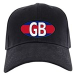 GB Colors Black Cap