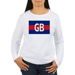 GB Colors Women's Long Sleeve T-Shirt