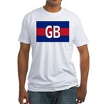 GB Colors Fitted T-Shirt