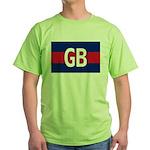 GB Colors Green T-Shirt