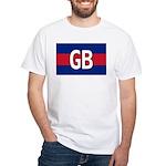 GB Colors White T-Shirt