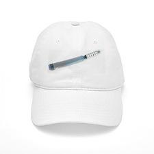 Diabetes syringe Baseball Cap
