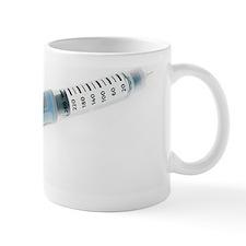 Diabetes syringe Mug