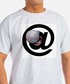 Digital spying, conceptual image T-Shirt