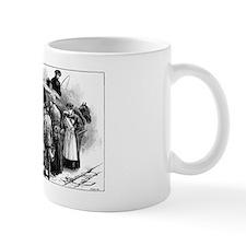 Cholera epidemic, 19th century Mug