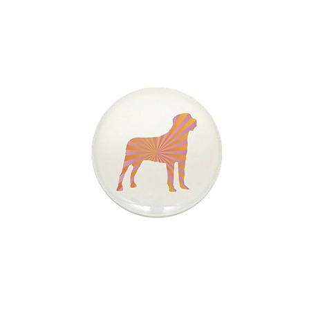 Mastiff Rays Mini Button