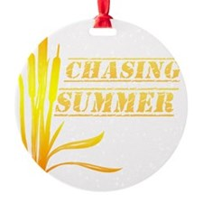 Chasing Summer Ornament