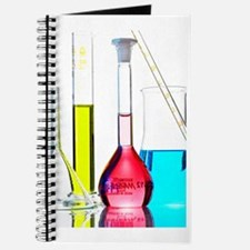 Chemistry glass-ware Journal