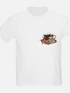 AUTUMN Teacup Fairy Kids T-Shirt