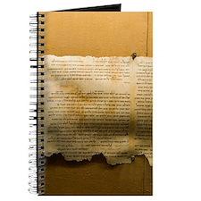 Dead Sea scroll Journal