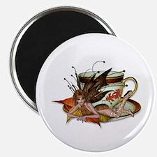 AUTUMN Teacup Fairy Magnet