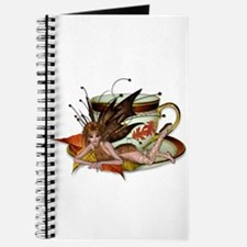 AUTUMN Teacup Fairy Journal