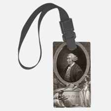 David Hume, Scottish philosopher Luggage Tag