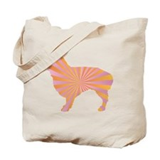 Spaniel Rays Tote Bag