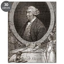 David Hume, Scottish philosopher Puzzle