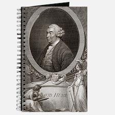 David Hume, Scottish philosopher Journal