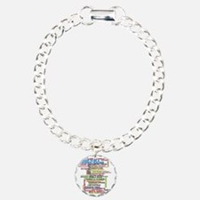 Proud Science Teacher Bracelet