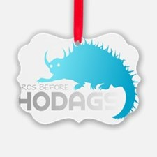 Bros Before Hodags Ornament