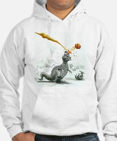 Caricature of the death of dinos Hoodie