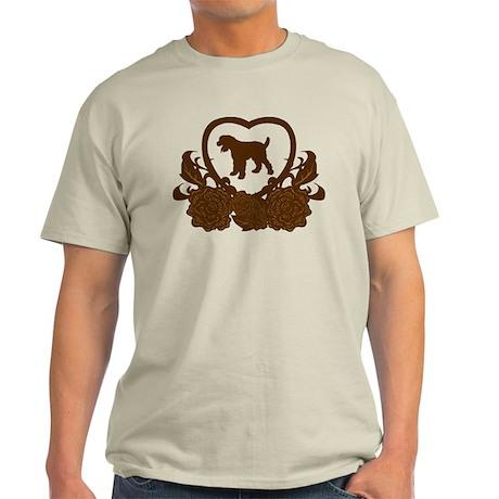 Black Russian Terrier Light T-Shirt
