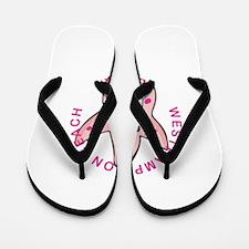 New York - Westhampton Beach Flip Flops
