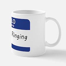 Hello my name is Isabelle Ringing Mug