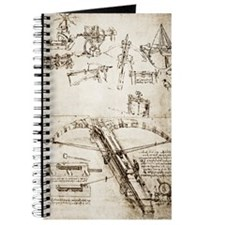 Da Vinci's crossbow Journal