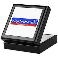 Aleje Jerozolimskie, Warsaw (PL) Keepsake Box