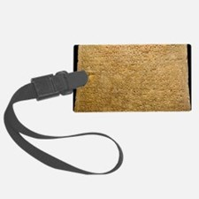 Cuneiform inscription Luggage Tag