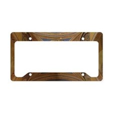 Italy, Rome, ceiling at Santa License Plate Holder