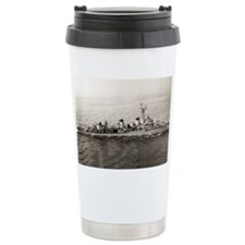 uss jarvis large framed print Travel Mug