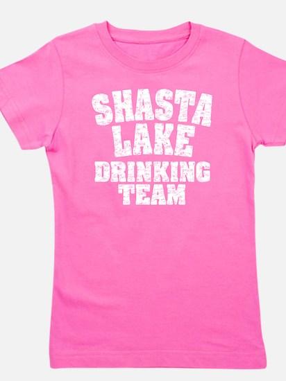 Shasta Lake Drinking Team Girl's Tee