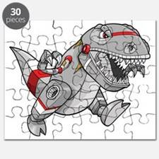 Dinosaur Robot Puzzle