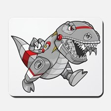 Dinosaur Robot Mousepad